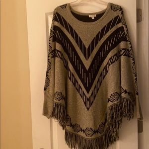 Sweater Shawl